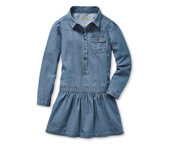 Džínové šaty