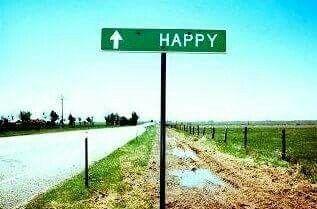 decidi, di poter scegliere la strada per la felicità!