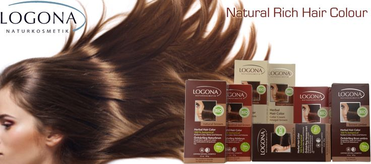 Logona Herbal Hair Colours 100% herbal colouring. Free from synthetic colours, fragrances and preservatives. Free from peroxides, ammoniac and any other chemical substances. The LOGONA Herbal Hair Colours are especially gentle with long-lasting results.  Logona Herbal Hair Colours are developed and produced without animal testing. http://www.theremustbeabetterway.co.uk/brand/logona.html