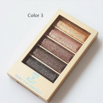 Type: Eye Shadow Benefit: Long-lasting Benefit: Easy to Wear Benefit: Natural Benefit: Brighten Benefit: Waterproof / Water-Resistant Brand Name: Makeup To Eyes Quantity: 1Pc Finish: Glitter Finish: S