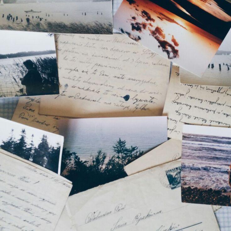 Memories in writing