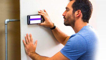 Dispositivo permite que celular faça raio-x do há atrás de parede