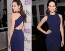 Emmy Rossum 2013 Yeni Saç Modeli   Moda Sayfası