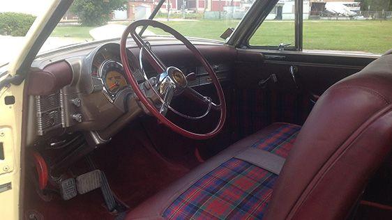 1949 Chrysler New Yorker Convertible