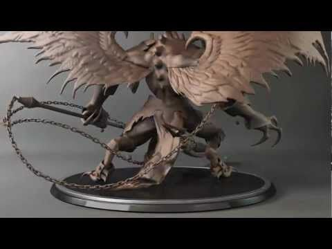 Digital Sculpting Demo Reel 2012 - YouTube