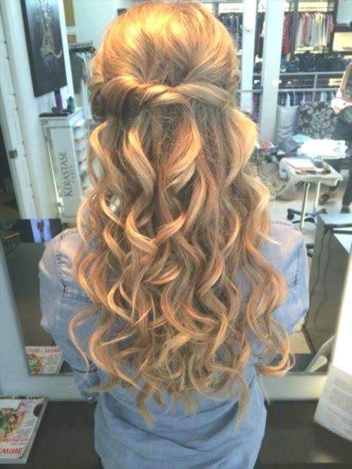 Wie wählt man die beste Art   von Ball-Frisuren für langes Haar aus? Beste Pro...