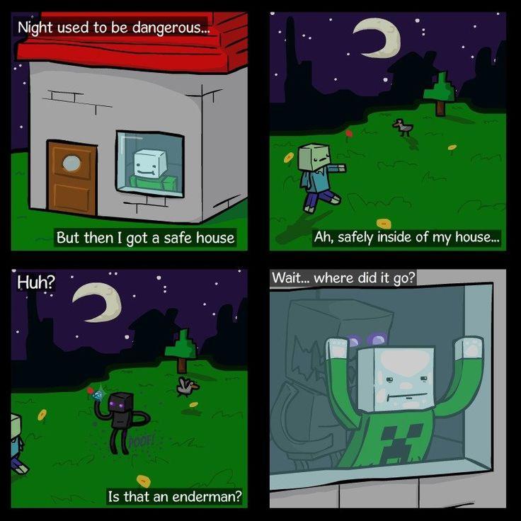 minecraft humor | Minecraft Funny Pictures Best Jokes Comics Images Video Humor - jokes ...