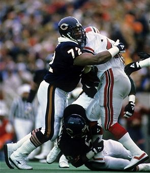 Atlanta Falcons vs Chicago Bears - November 24, 1985