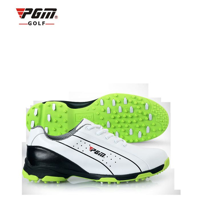 Cheap zapatos de golf, Buy Quality golf shoes waterproof directly from China sport golf shoes Suppliers: 2016 Ultra Shoes Shoes Zapatos De Golf Pgm New First Layer Of Leather! Men's Patented Anti-skid Sports Ultralight Waterproof