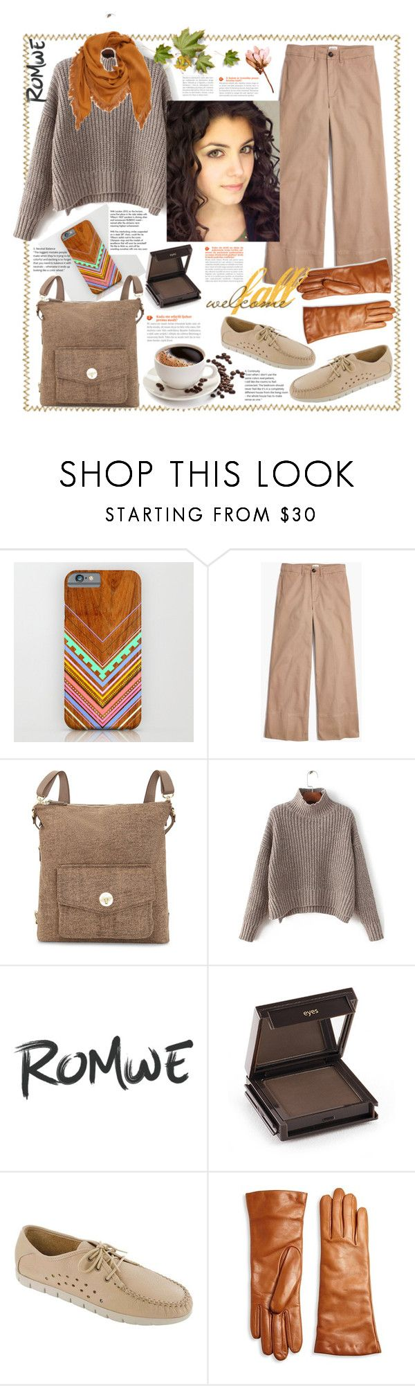 """Romwe"" by natalyapril1976 on Polyvore featuring Mode, Madewell, Kipling, Jouer, S.A.S., Saks Fifth Avenue Collection, David & Young und Tiffany & Co."