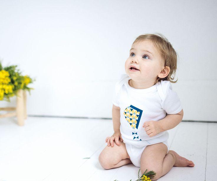 SERIE MODE : Bleu Blanc Beau ✹ Il est temps de sortir les gambettes, les jolis bodies Cocoricotte s'affichent de plus belle cette saison.