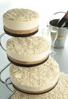 Wedding Cheesecake #myinterflorawedding