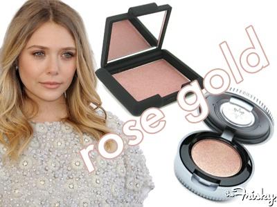 Makeup Bag: Rose Gold Is No Longer Just For Jewelry: Casual Makeup, Rose Gold Makeup, Photo Makeup, Color, Makeup Bags, Jewelry, Hair, Rose Gold Eyeshadow