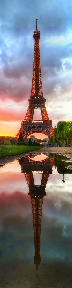 Eiffel Tower, Paris, France Another dream to visit Paris and see the Eiffel Tower