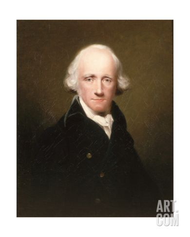 Portrait of Warren Hastings (1732-1818) Governor General of India, 1796 Giclee Print by Lemuel Francis Abbott at Art.com