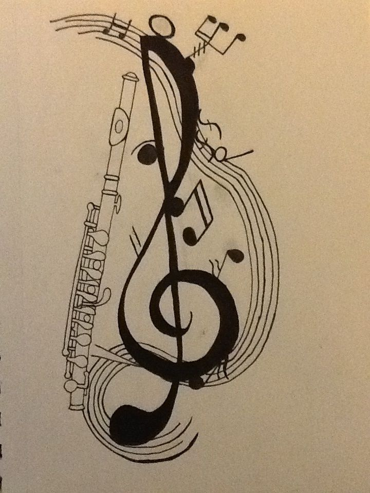 On day I will get a flute tattooed across the bottom outside edge of my foot. ( the head of the flute will be at my heel and the end nearly at my pinky toe, where the lines will turn into a treble clef with two music notes. I teach flute lessons. ❤