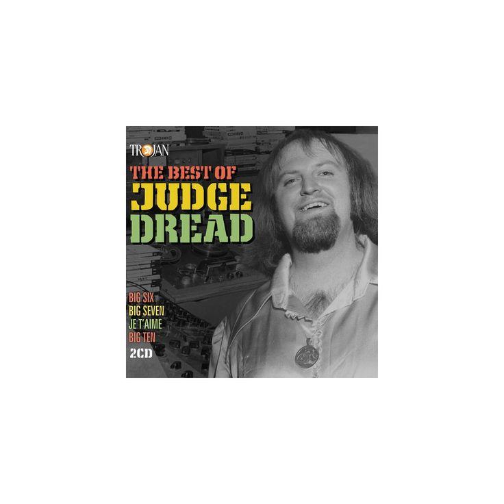 Judge Dread - Best of Judge Dread (CD)