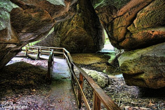 Dismals Canyon in Phil Campbell, Franklin County, Alabama holds much history as well as much naturally pristine beauty. From being a hideout for outlaws like Jessie James and Vice-President Aaron Burr after he killed Secretary-Treasurer Alexander Hamilton to the place ... Read More
