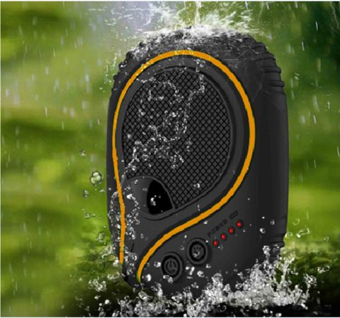 ROCK 9K If you need lots of power and ruggedness then this all-terrain #rainproof, #dustproof and #shock-resistant #powerbank is for you. Its high #battery capacity of 9,000mAh means you can charge a #smartphone 3 times or maybe all your USB #campinggear like USB lanterns, tablets, GPS etc. This external battery is perfect for anyone with an active lifestyle.