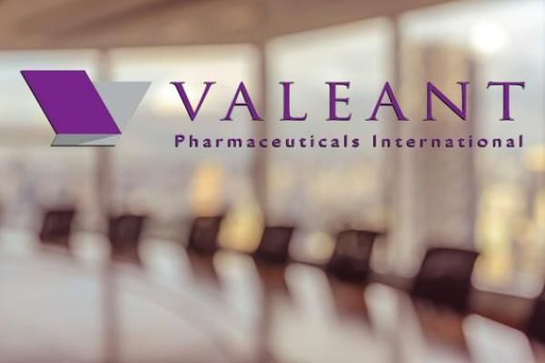 Mizuho raised its rating on Valeant Pharmaceuticals (VRX) stock to 'neutral' from 'underperform,' just one week after downgrading the stock on criminal investigation charges.