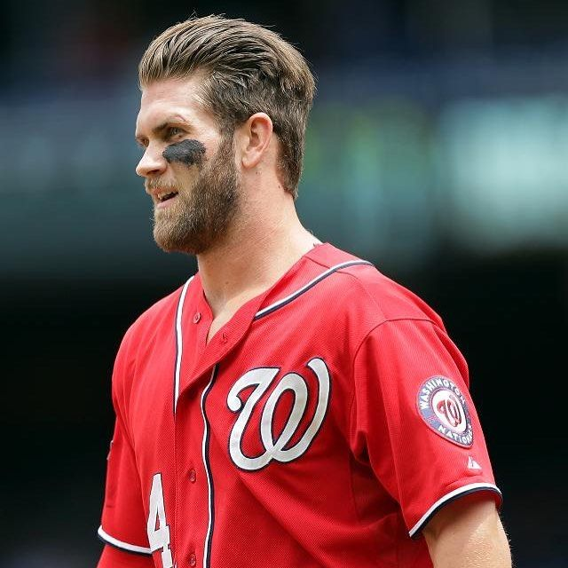 cool 40 Awesome Bryce Harper's Haircuts - Legendary Inspiration