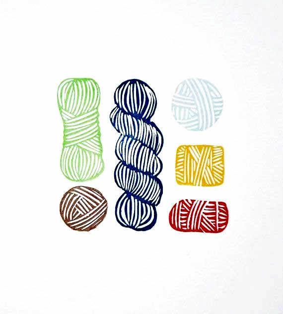 Stash Scarf Yarn Mixture of 8 Strands ... 10 yards by SaveGamma