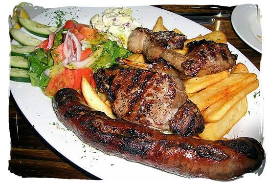 Boerekos (Country food) - South African food adventure, South Africa food safari