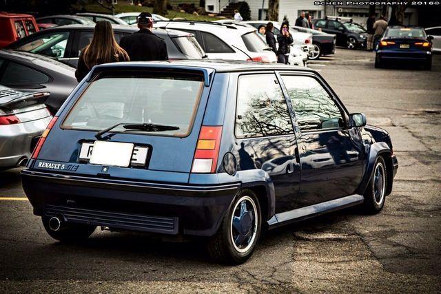 1990 Renault 5 GTE