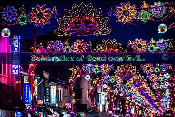 A dazzling event fill with rich colors and thousands of lands which brings bright lights to the city of Singapore. Join in the Deepavali Festival by heading to the street of Little India!