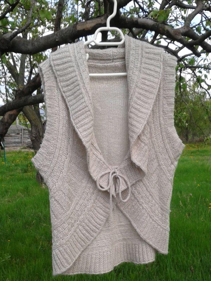 Mohair Vest Ivory Beige Sweater Vest Crochet Vest,Knitted Pattern,Vintage Chic Vest,Shrug bolero,Cropped sweater,Women's Mohair Vest by VintageBrandNew on Etsy
