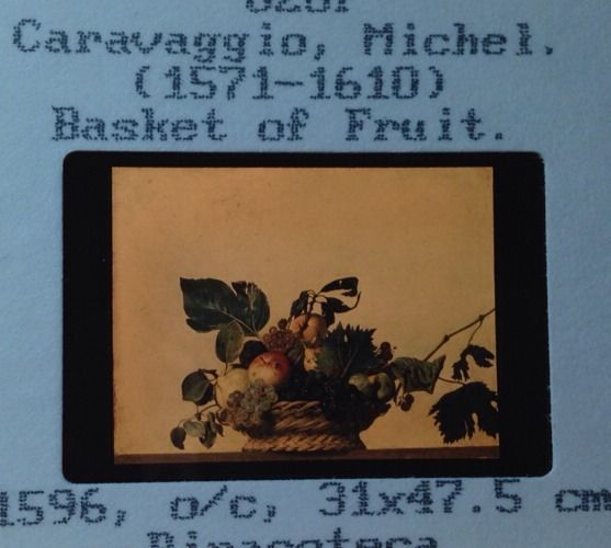 17 best ideas about Caravaggio Basket Of Fruit on Pinterest ...