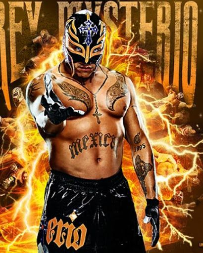 Oscar Gutierrez (born December 12, 1974) is an American professional wrestler signed to WWE. Gutierrez was trained by his uncle Rey Misterio, Sr., learning the Lucha Libre high flying style that has been his trademark.<p>Gutierrez originally worked for Asistencia Asesoría y Administración (AAA) in Mexico, from 1992 to 1995. He wrestled in Extreme Championship Wrestling (ECW) from 1995 to 1996 and World Championship Wrestling (WCW) from 1996 to 2001, as Rey Misterio, Jr. or Rey Mysterio, Jr…