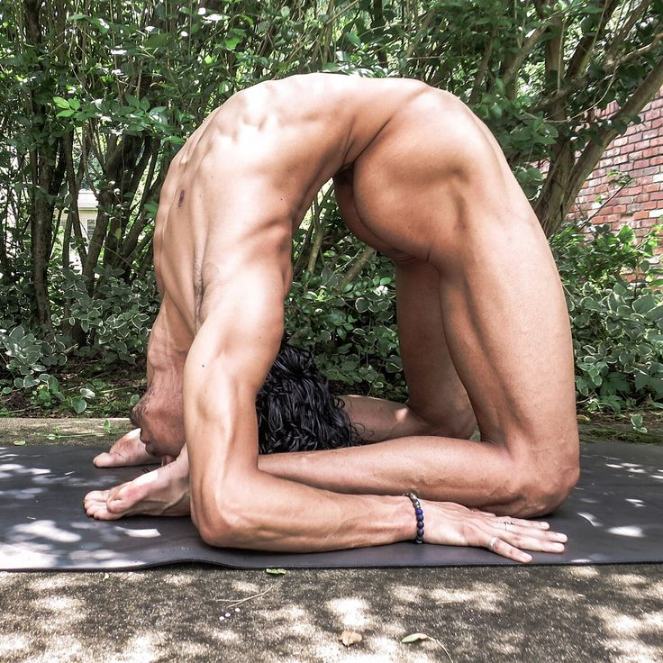 Naked Yoga Pictures Of Men  Popsugar Fitness Australia -3730
