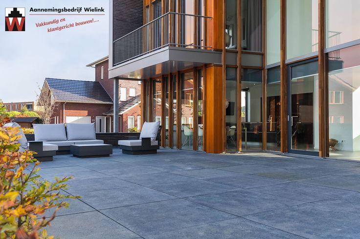 25 beste afbeeldingen van moderne woning of villa met for Moderne villa architectuur