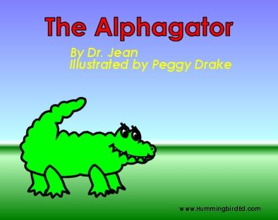 Free PowerPoint of Dr. Jean's The Alphagator story