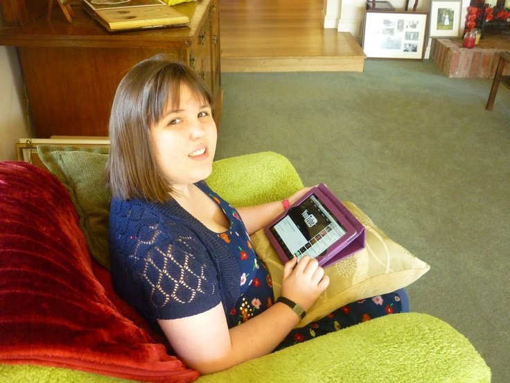 Hearts and Minds: Emily, her iPad, and how to prove the professionals wrong