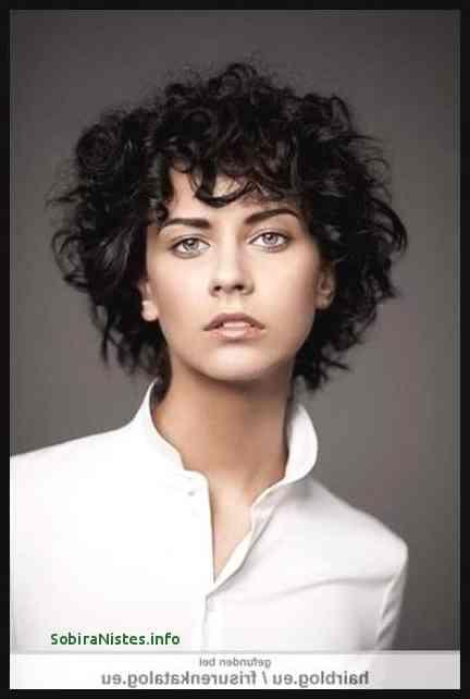 Kurzhaarfrisuren Locken Frauen Fresh 15 Bilder Kurze Locken Frisuren