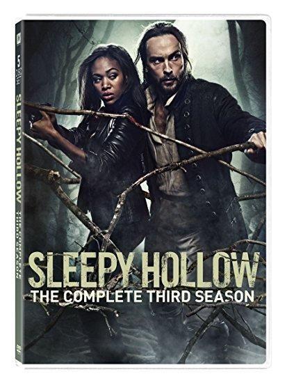 Orlando Jones & Tom Mison - Sleepy Hollow: Season 3