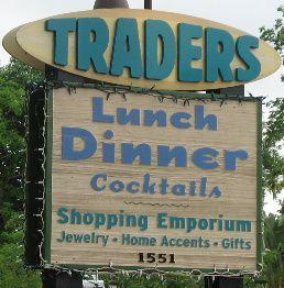 Traders Restaurant Sanibel Island