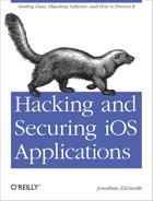 SQLite Databases Apple iOS devices make heavy use of database files to store information such as address book contacts, SMS messages, email messages, and other data of a sensitive nature ... - Selection from Hacking and Securing iOS Applications [Book]