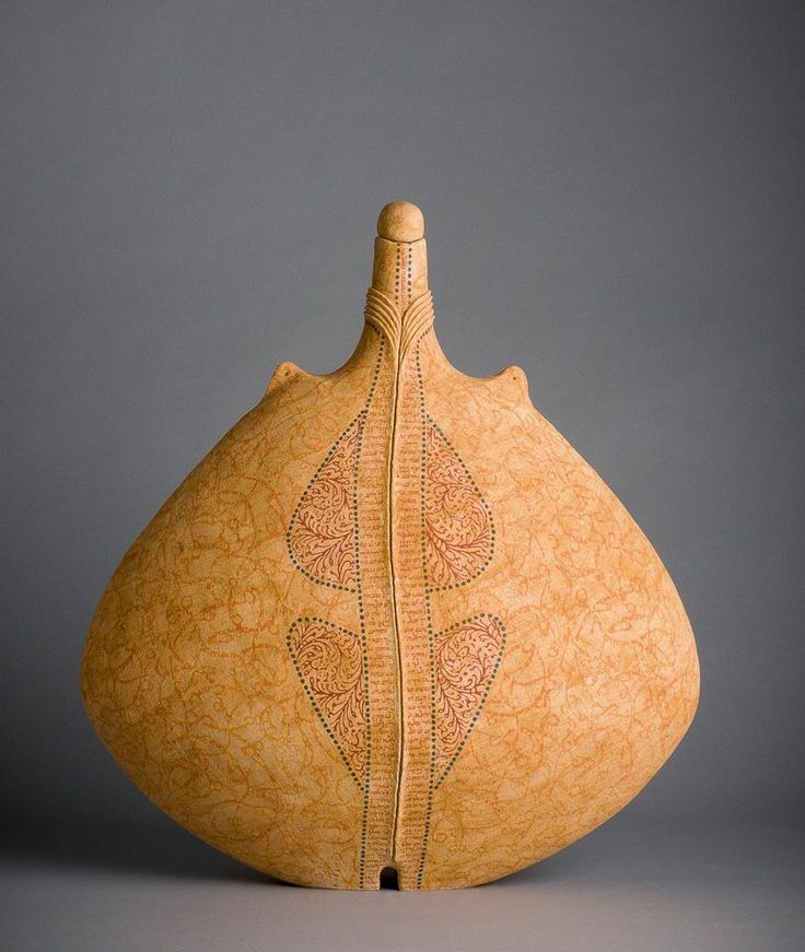 LOT 118 Avital Sheffer  NADIR I  dry-glazed and printed earthenware clay 48.0 x 55.0 x 27.0 cm Estimate A$3,500 - A$4,500