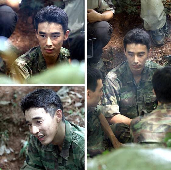 """Jin Yi Han in """"Break Away."""" 2010"""