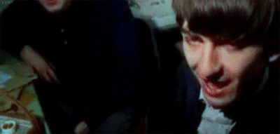 Fellow Beatlemaniacs of mine, enjoy this lovely GIF of cute little Georgie!!! And in the meantime lets see how many fun and neat Beatles facts we can get in the comment section. I'm talking to you Diamond McCartney, Cassidy Graham, Sarah Stmartin, Amelia and many more. (Sorry If I left anyone one I just cant remember all of you its harrrrd, I love you all equally )