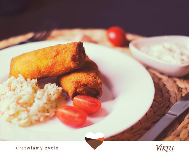Croquettes #Virtu! <3