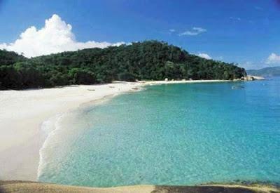 Playa Ilha do Campeche Santa Catarina Brasil - Playas Mas Bellas