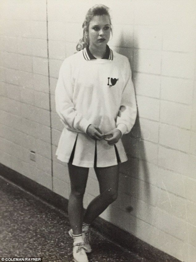 80's cheerleading