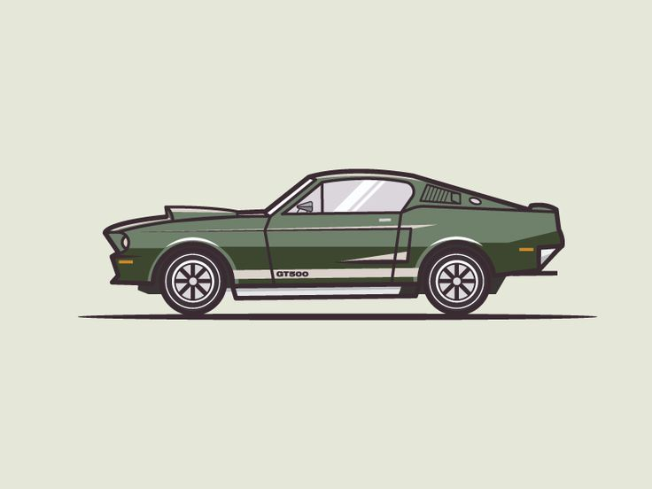 1967 Shelby Eleanour Gt500