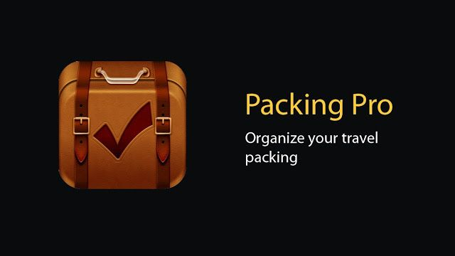 Packing Pro one of must #app for making your #holiday plan easier joyful & well-informed #travelapps