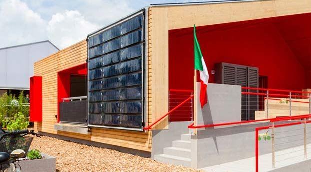 L'Italia trionfa alle Olimpiadi dell'architettura sostenibile