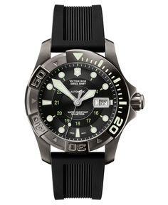 ผลการค้นหารูปภาพสำหรับ victorinox swiss army stainless steel watch 241425